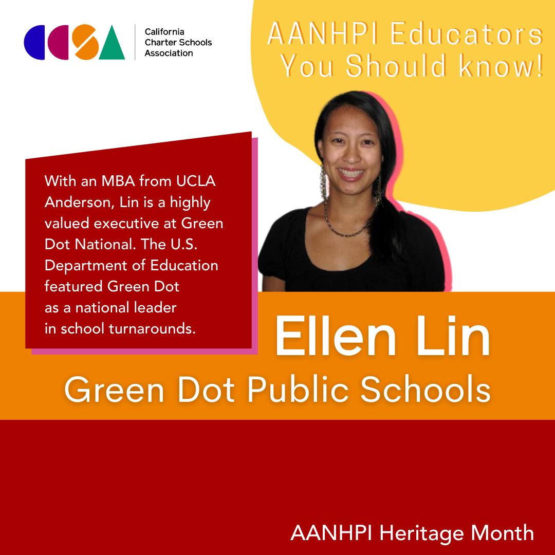 Ellen Lin CCSA feature