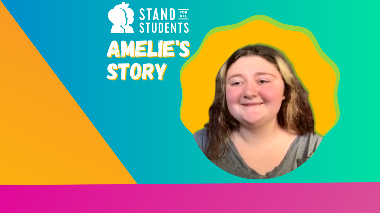 Read Amelie's story