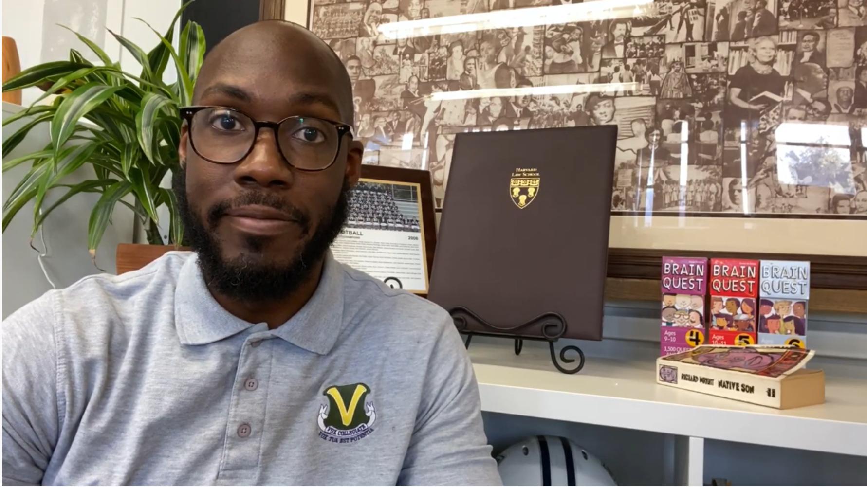 TyAnthony Davis Vox Collegiate