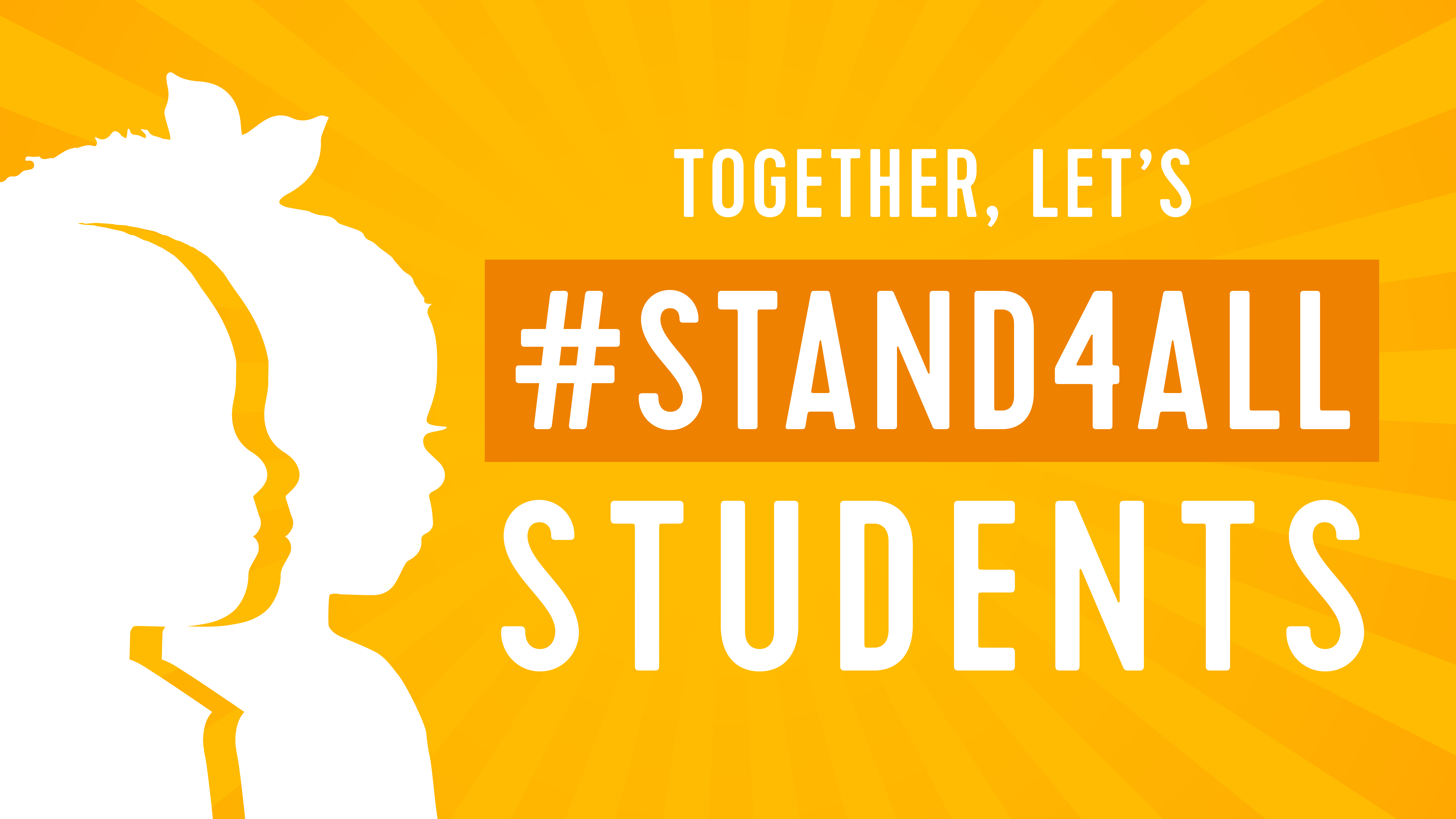 #Stand4All_Twitter