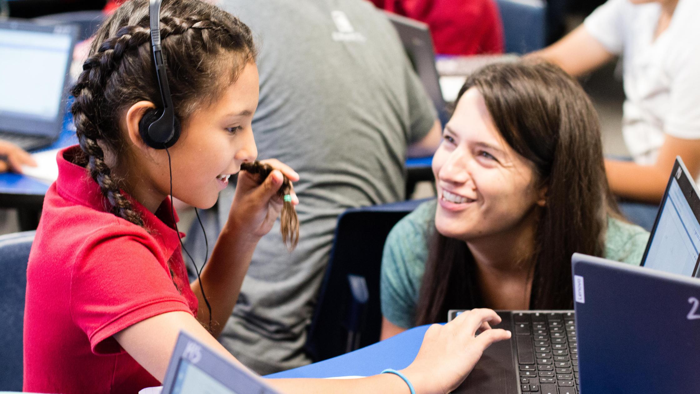 Mentoring is the 'Secret Sauce' for Aspen Valley Prep Closing the Achievement Gap