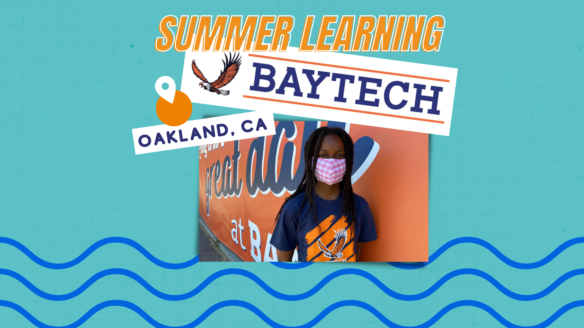 BayTech Charter Helps Students Bond Before In-Person Instruction