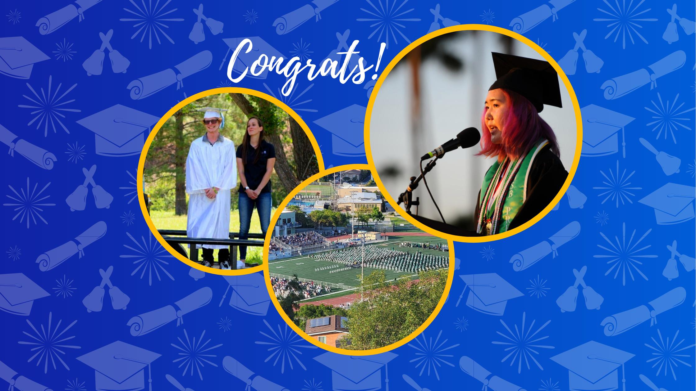 Congratulations #CharterNation Grads!
