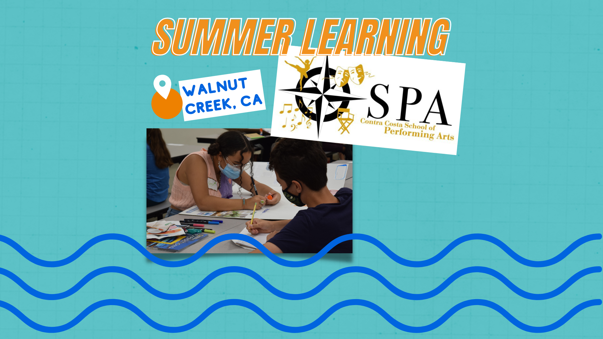 Contra Costa School of Performing Arts Blazes Trail With Health And Wellness Summer Program