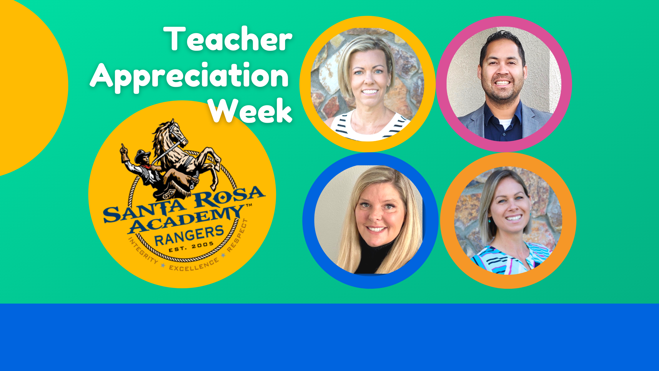 Teacher Appreciation Week: Spotlight on Santa Rosa Academy
